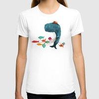 fish T-shirts featuring My Pet Fish by Picomodi
