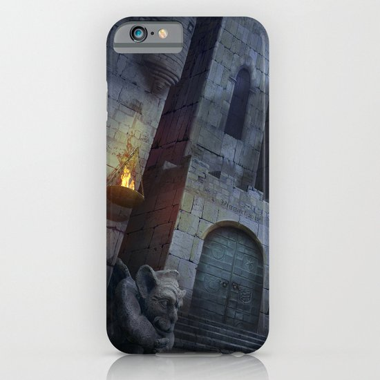 The Castle iPhone & iPod Case