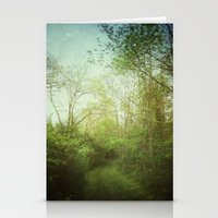 Follow Your Life Path Stationery Cards