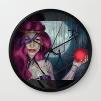 Master of puppets Wall Clock