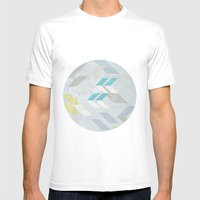 Way Forward Mens Fitted Tee White SMALL