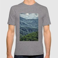 This Place Mens Fitted Tee Tri-Grey SMALL