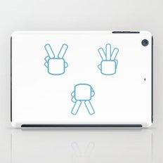 Peace Not War [No Text] iPad Case