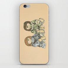 BFFs iPhone & iPod Skin