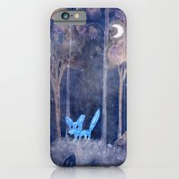 iPhone & iPod Case featuring little fox by Marianna Tankelevich
