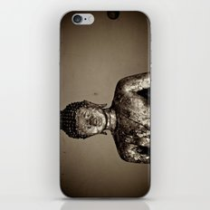 Meditation iPhone & iPod Skin