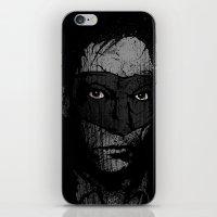 Father Hazard (Red Eyes) iPhone & iPod Skin