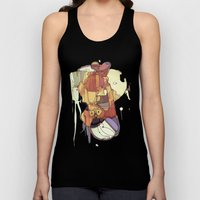 Confusion. Unisex Tank Top
