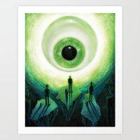Big Brother Art Print