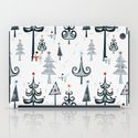 Christmas Tree Forest iPad Case