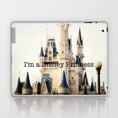 IM A DISNEY PRINCESS Laptop & iPad Skin