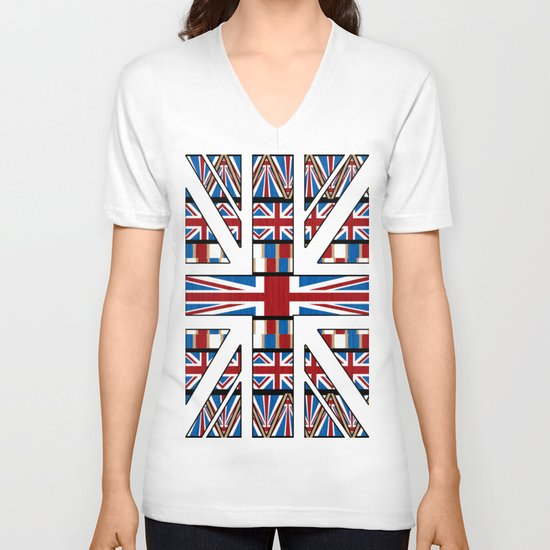 This Is England V-neck T-shirt