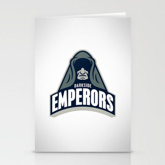 DarkSide Emperors Stationery Card