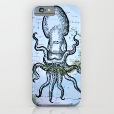 Octopus in the Solomon Sea iPhone 6 Slim Case