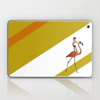 Baby you can ride my flamingo Laptop & iPad Skin