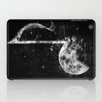 Melodie de la Lune iPad Case