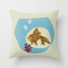 Hector Throw Pillow