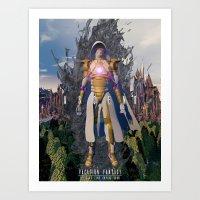 Ascend f… Art Print