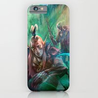 iPhone & iPod Case featuring Into the Wilds by Veronique Meignaud MTG