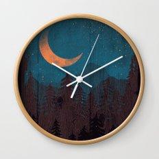 Those Summer Nights... Wall Clock