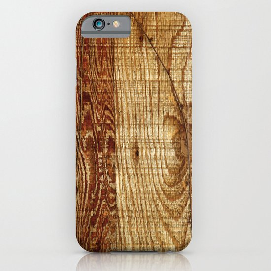 Wood Photography iPhone & iPod Case