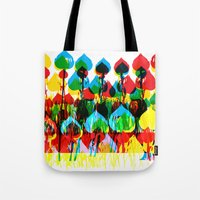 unscripted Tote Bag