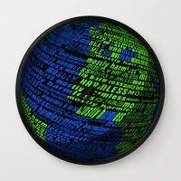 Mostly Harmless Wall Clock