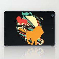 King of the Jungle iPad Case