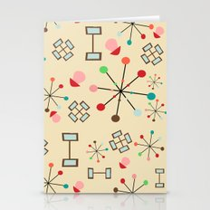 Mid century #4 Stationery Cards