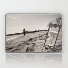 """""""Our memories of the ocean will linger on, long after our footprints in the sand are gone."""" Laptop & iPad Skin"""