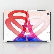 PARIS LOVE iPad Case