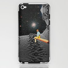 unknown pleasures to Infinity iPhone & iPod Skin