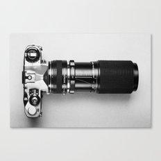 400 mm Canvas Print
