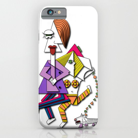The other side of normal iPhone & iPod Case