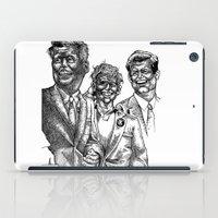 Dead Kennedys iPad Case