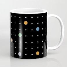 Pin Points on Back Mug