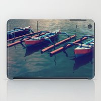 Little Boats iPad Case