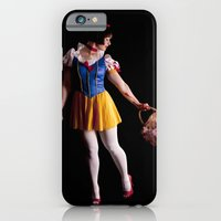 iPhone & iPod Case featuring Snow White - The demise of Sneezy by SIMpixels
