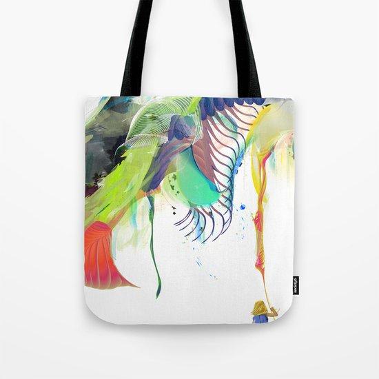 Azalia Tote Bag