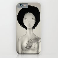 iPhone & iPod Case featuring Tattoo by wit_art