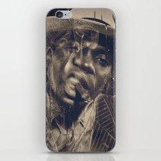 DARK SMOKE iPhone & iPod Skin