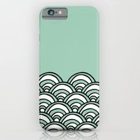 Waves Mint iPhone 6 Slim Case