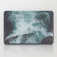 Stormy Waters iPad Case