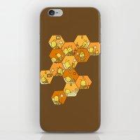 Just Bee iPhone & iPod Skin