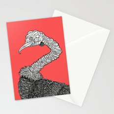 Greater Rhea Stationery Cards