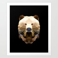 Polygon Heroes - The Lor… Art Print