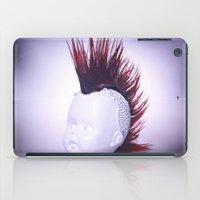 Rebelious Young Person iPad Case