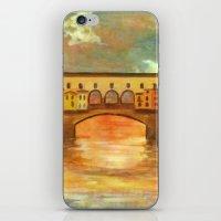 Ponte Nouveau iPhone & iPod Skin