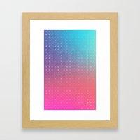 Pattern - 13 Framed Art Print
