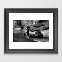 Palestina Framed Art Print